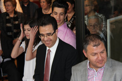 Rostom Unveilling - May 2013