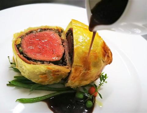 Ultimate Beef Wellington