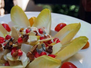 The Beautiful Belgium Endive Salad