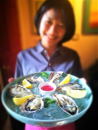Fresh Japanese Oysters Are Back!