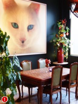 Dining Art Gallery