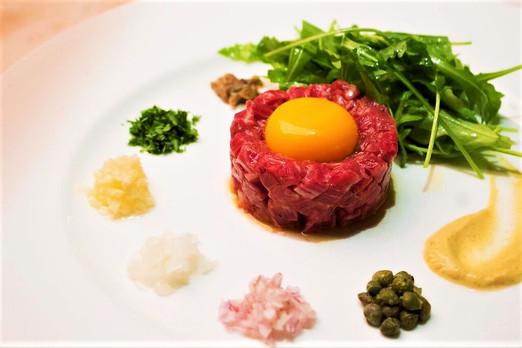 Always the Best Steak Tartare