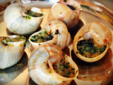 Classic Escargots de Bourgogne (French Snails in Garlic Herb Butter)