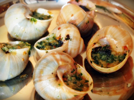 Classic Escargots de Bourgogne (French Snails in Garlic Herb Butter)