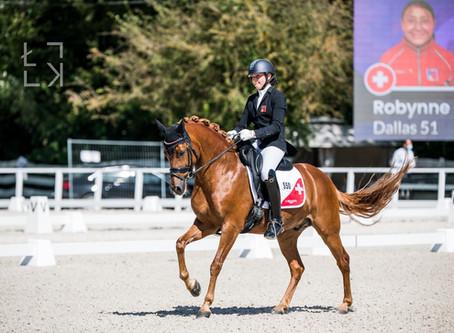 FEI European Championship Pony,  Budapest 🇭🇺