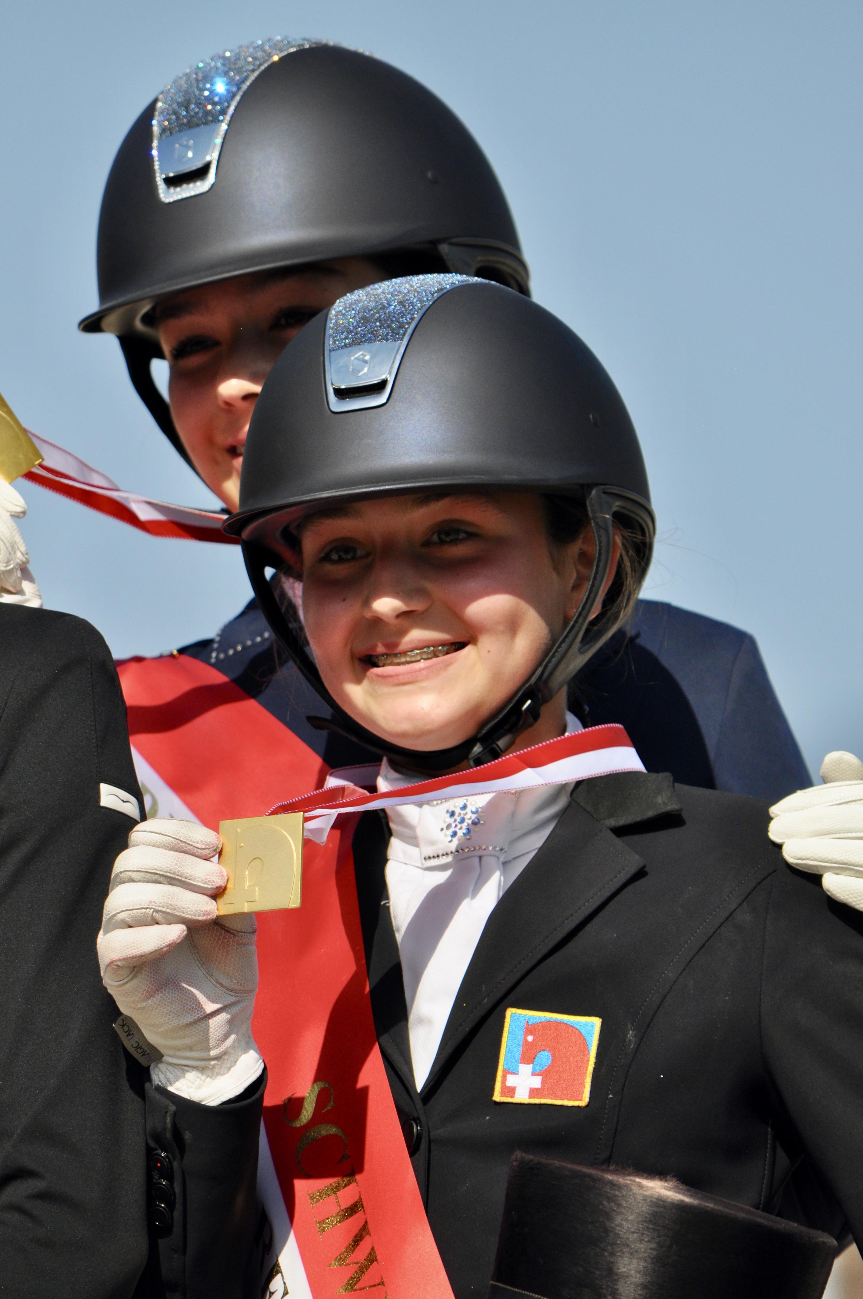 Schweizermeisterin 2019
