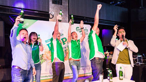 Carlsberg Smooth Draught Launch