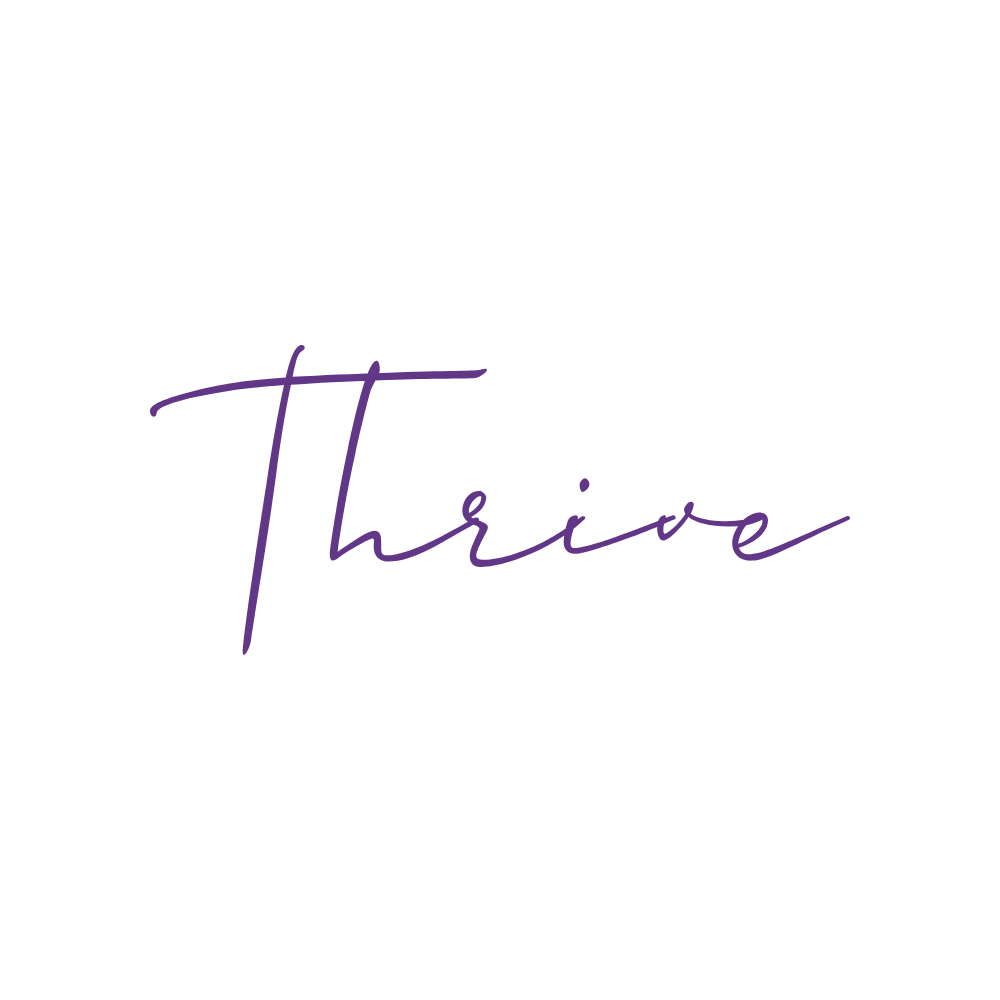 Thrive! March - May