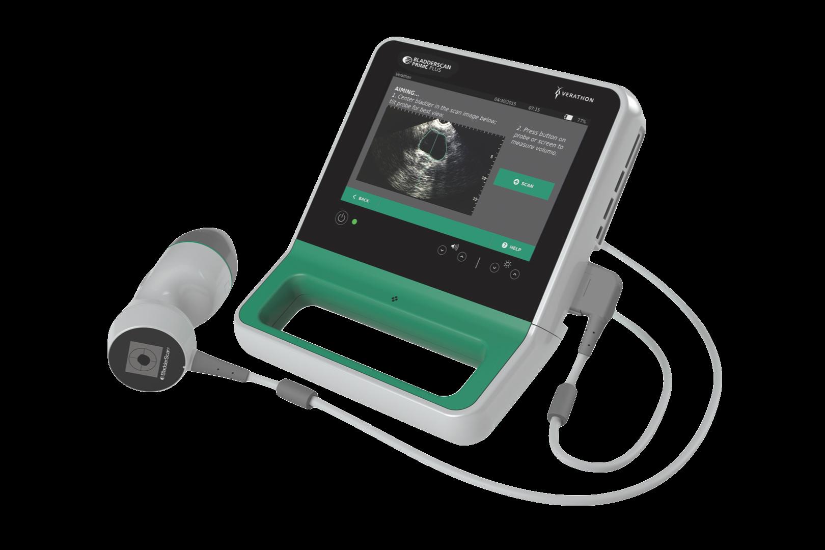 Instrument de mesure du volume vésical VERATHON BladderScan Prime