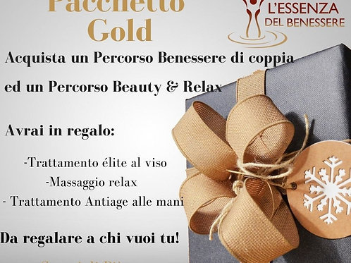 Pacchetto Gold NATALE