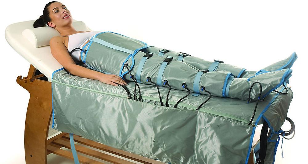 trattamento corpo Pressoterapia
