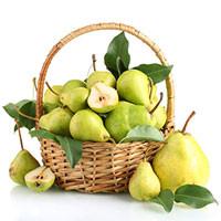 Le proprietà benefiche delle pere
