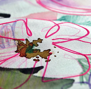 Malovani Na Textil Vytvarka Cz Navody A Postupy
