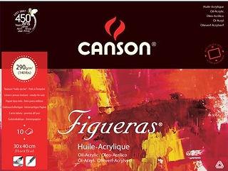 Malířský blok Figueras