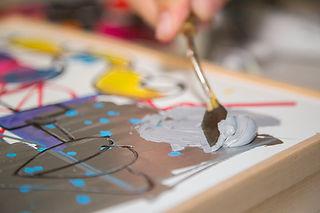 Malování olejovými barvami