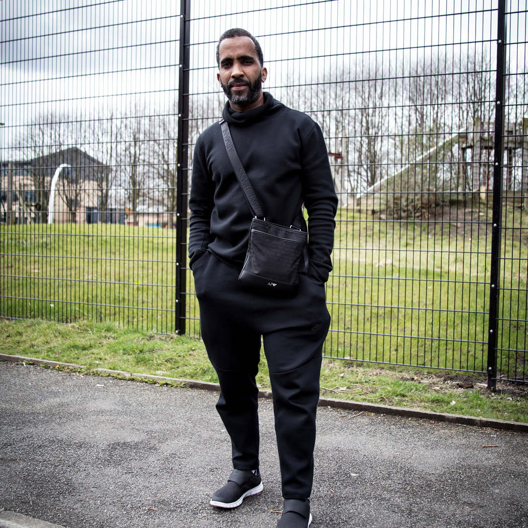 Ramir is a Sunni convert from Moss Side, Manchester.  A former gang member, he converted to Islam in prison.