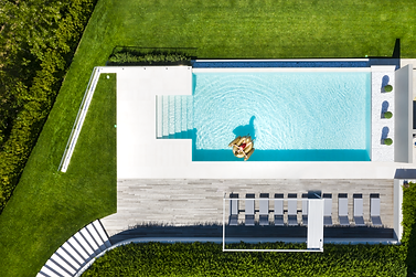 Infinity pool_Birdseyeview_Villa Olivo_P