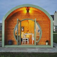 Herbrides Bothy - Stunning Shire Pod