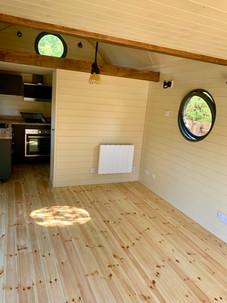 The Mezzanine Pod Interior 3