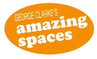 George Clarke's Amazing Spaces Logo