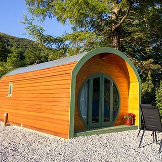 The Shire Pod - Exterior