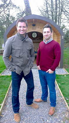 James and George Clarke