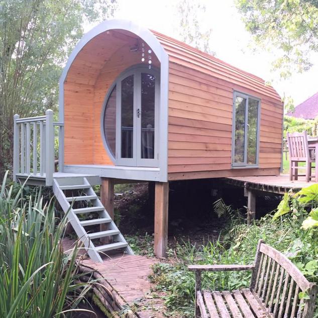 The Mini Pod on Stilts - My Shire Houses