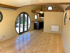 The Mezzanine Pod - Interior 1