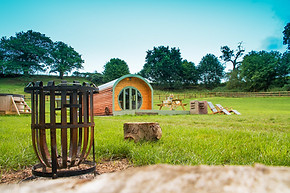Hidden Wood Glamping - My Shire Houses