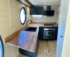 The Mezzanine Pod Kitchen