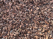 Small Bark Landscaping Materials, Soils, Mulch, Play-chip, Roll-off service around Escondido, California in San Diego County