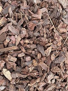 Medium Bark Landscaping Materials, Soils, Mulch, Play-chip, Roll-off service around Escondido, California in San Diego County