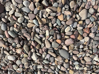 River Rock Landscaping Materials, Soils, Mulch, Play-chip, Roll-off service around Escondido, California in San Diego County