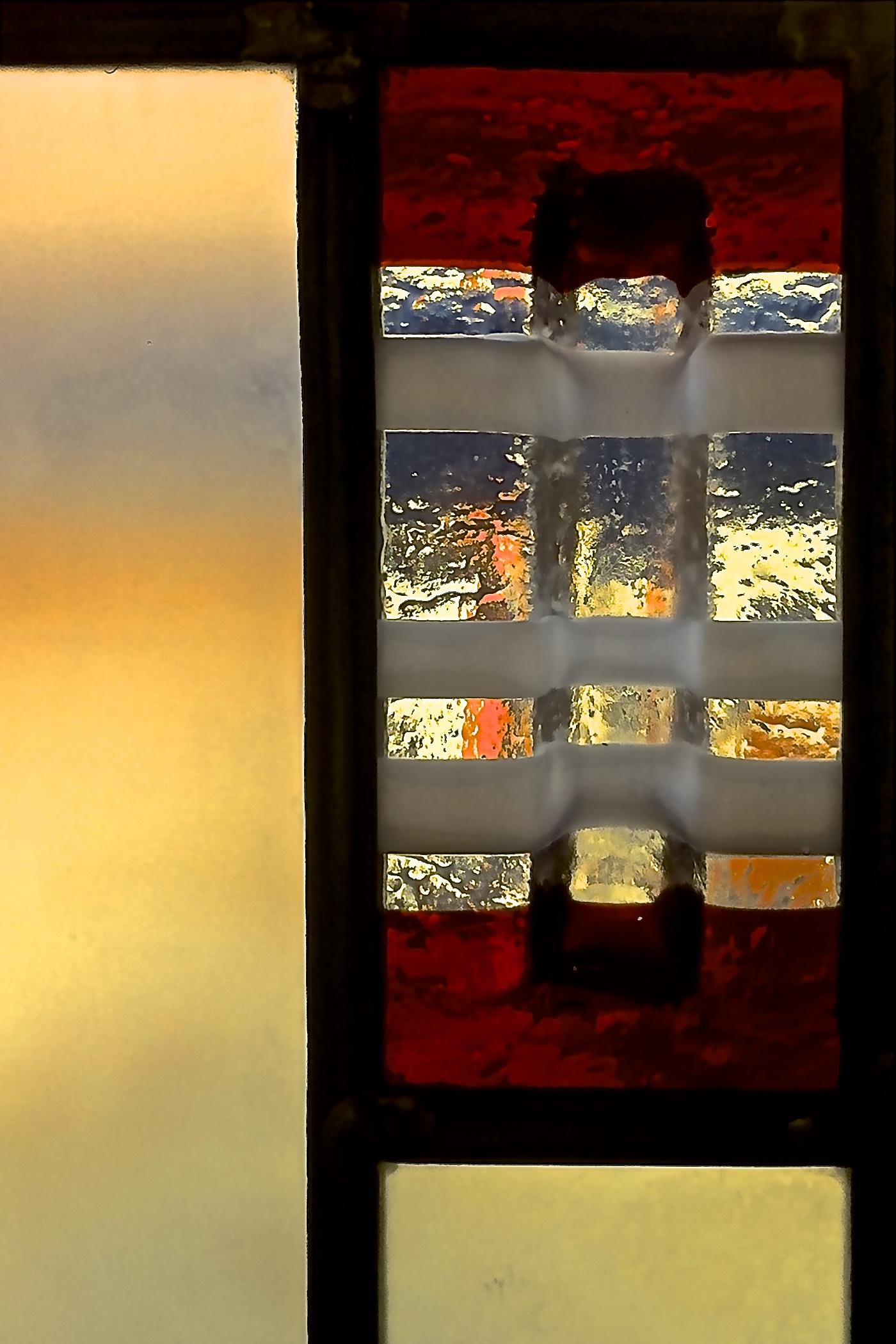 Mémoire du verre (détail)