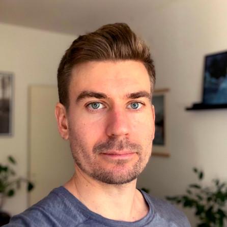 Välkommen Niklas Arvidsson Delgado