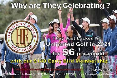 2021 Golf Special Early Bird $129 Member
