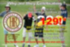 2020 Golf Special Early Bird $129 Member