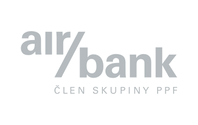 Airbank logo bankovní identita MONET+