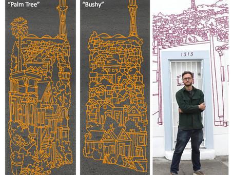 Help Us Paint An Amos Goldbaum Mural!