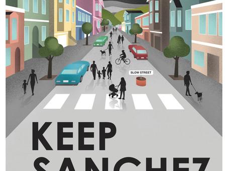 Show Your Support for Slow Sanchez