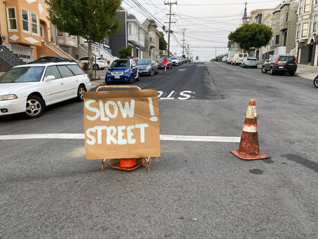 Reinvent San Francisco One Street At A Time
