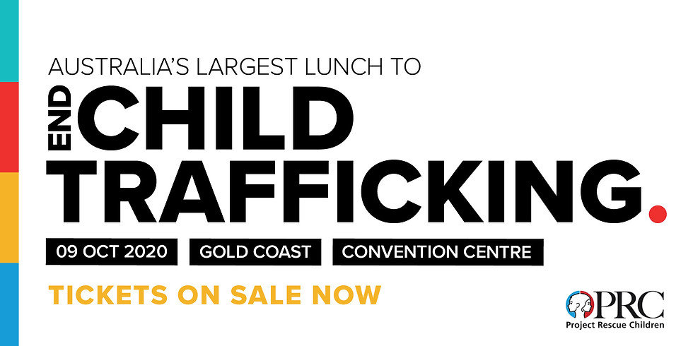 The Largest Lunch to End Human Trafficking