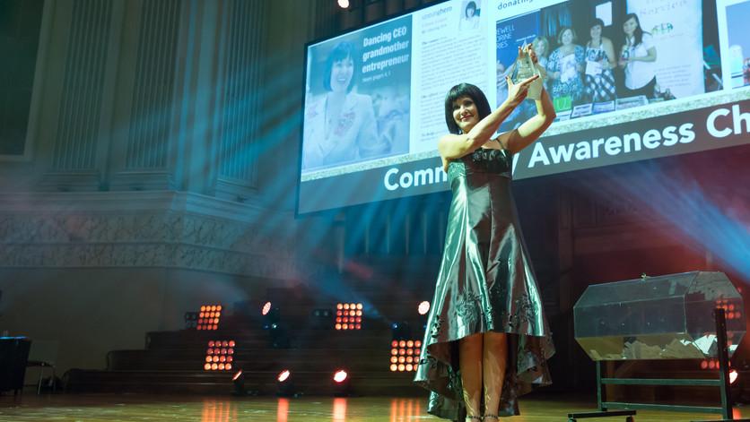 Elena and Award.jpg