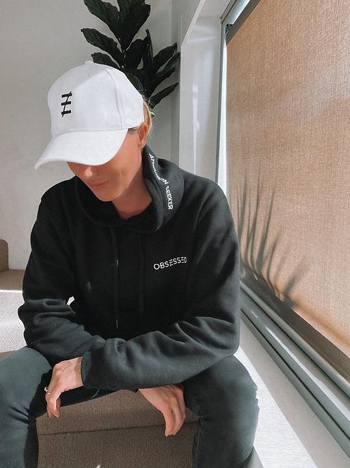 Obsessed E Cap - White
