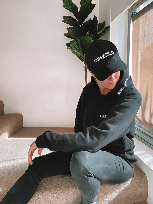 Obsessed Logo Cap