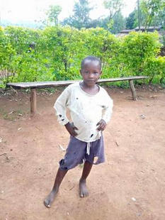 CLINTON BONANZA – AGE 10
