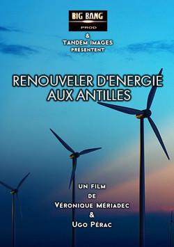 Renouveler d'énergie aux Antilles