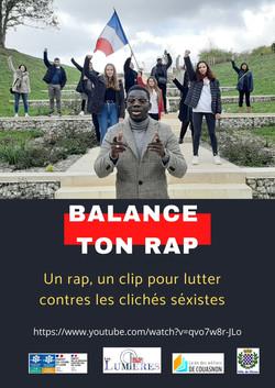 Balance ton Rap