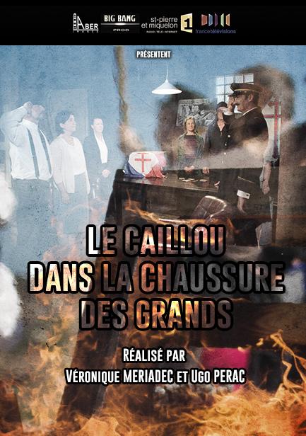 LE CAILLOU DANS LA CHAUSSURES DES GRANDS