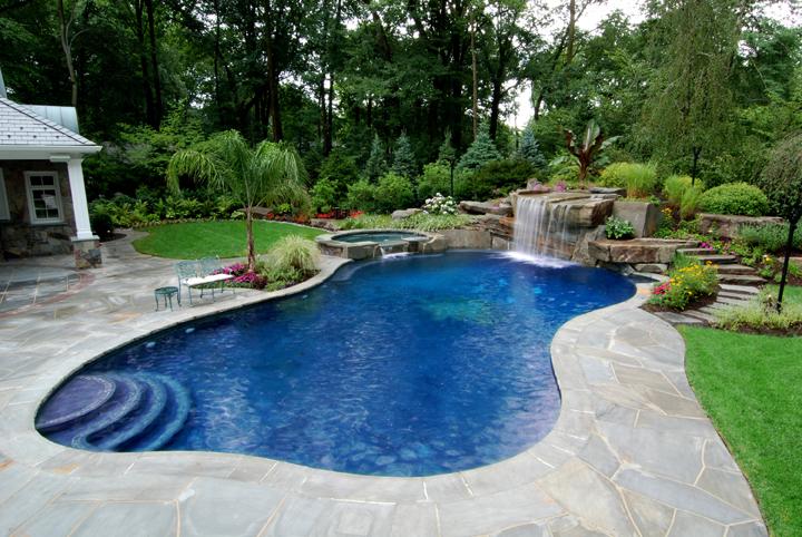 Pool Installation / Betreuung